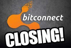 Bitcoin'in değerinin düşmesi üzerine BitConnect kapatıldı