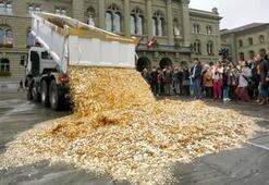 Samsungun Applea bir kamyon bozuk para göndermesi gerçek mi