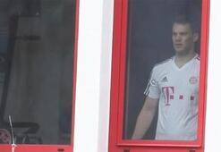 Bayern Münihe Neuerden iyi haber