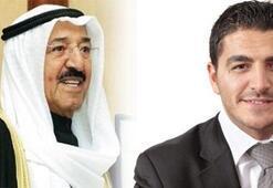 Ünlü iş adamı, Erdoğanla çekilen fotoğrafını gösterip Kuveytlileri dolandırdı iddiası
