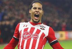 Liverpoolun Van Dijk ısrarı Southamptonı kızdırdı