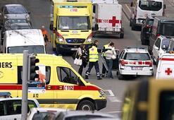 Terror hits heart of Europe