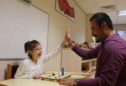 Cerebral Palsy'li çocuklara teknoloji desteği