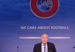 UEFAdan açıklama EURO 2016 seyircisiz oynanabilir