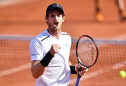 Fransada Murray ile Wawrinka yarı finalde