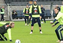 İsveç, Türkiye maçına hazır