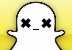 Snapchatin indirme rakamları gün geçtikçe düşüyor