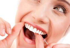 Diş taşını engellemek için lifli gıda tüketin
