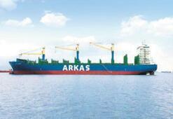 Arkas filosu, 51 konteyner gemiye ulaştı