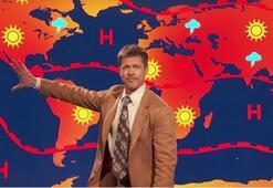 Brad Pitt: Dünya yanıyor