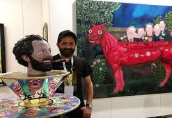 Volkan Demireli çizen ressam Ali Elmacı kimdir