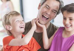 Mutlu çocuklar yetiştirmek için...