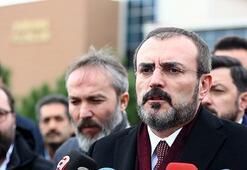 AK Parti Sözcüsü Mahir Ünalden CHPye tepki