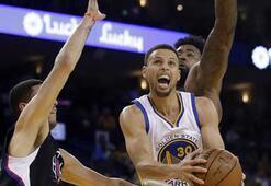 Curry-Thompson ikilisinden 65 sayı