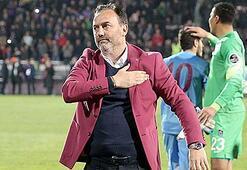 Trabzonsporda gelen gideni arattı
