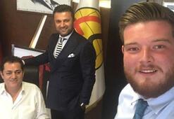 Bülent Uygun, Eskişehir başkanıyla görüştü