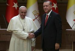 Cumhurbaşkanı Erdoğan, Vatikana gidecek