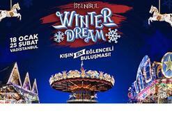 Türkiyenin ilk ve tek kışlık lunaparkı: İstanbul Winter Dream