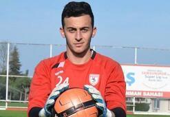 Samsunspor kalecisi Furkan Kösenin hedefi milli takım