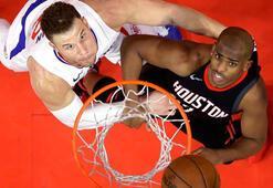 Houston Rockets Oyuncuları, Clippers'ın Soyunma Odasını Bastı