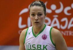 Mersin Büyükşehir Belediyespor, Aija Putninayı transfer etti