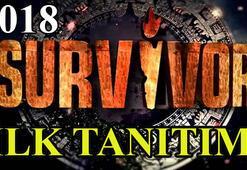 Survivor ne zaman Survivorın ilk tanıtımı (2018)