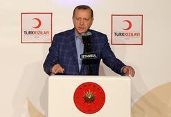 Cumhurbaşkanı Erdoğan: Türkiye her coğrafyada mazlumların sesidir