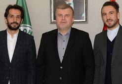 Konyaspor, Ali Çamdal ve Ali Turanla sözleşme imzaladı