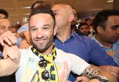 Fenerbahçenin resmen açıkladığı Valbuena İstanbulda