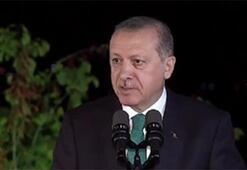 Cumhurbaşkanı Erdoğan: Güzel bir eseri İstanbula kazandıracağız
