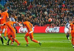 Hollanda - Fransa: 2-3