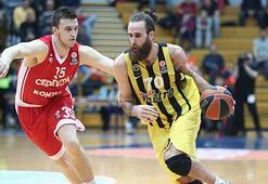Cedevita - Fenerbahçe: 89-59