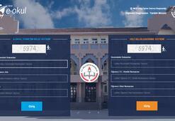 E-Okul VBSye giriş nasıl yapılır E-okul lise taban puanları