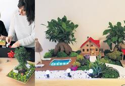 Hayalleri büyüten bahçeler