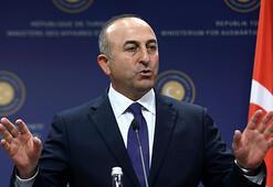 Çavuşoğlu: Türkiyenin gizli bilgilerini PKKya veriyorlar