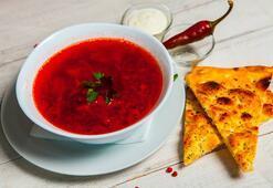 Soğuk kırmızı pancar çorbası tarifi