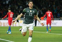 'Gomez, Fransa  biletini kaptı'