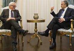 Cumhurbaşkanı Akıncı'ya Steinmeierden resmi davet
