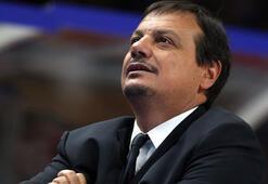 Galatasarayda Ergin Ataman ile yollar ayrıldı