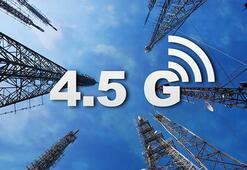 4,5G aboneleri ayda 5,5 gigabayt internet kullanıyor