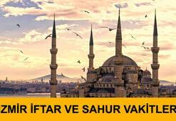 İzmir bugün iftarı saat kaçta açacak - İşte 15 Haziran iftar ve sahur vakitleri