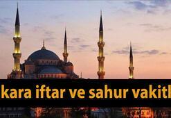 Ankara bugün iftarı saat kaçta açacak - İşte 15 Haziran iftar ve sahur vakitleri
