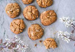 Fıstık ezmeli vegan kurabiye tarifi