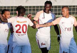 Galatasaray - Tuzlaspor: 5-0