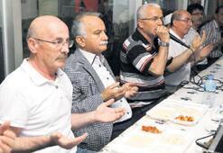 Başkan Karabağ  iftar açtı, sohbet etti