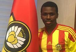 Evkur Yeni Malatyaspor Sadio Diallo ile yollarını ayırıyor