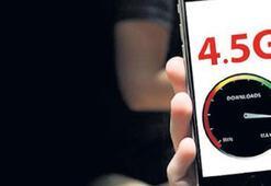 4.5 G hızıyla internet Türkiyeye geliyor. Peki 4.5 G nedir