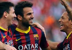 Barça kazandı, Messi sakatlandı