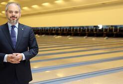 Türkiyenin en büyük bowling salonu açılıyor