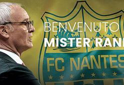 Nantes, Claudio Ranieriyi açıkladı